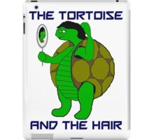 The Tortoise and the Hair iPad Case/Skin