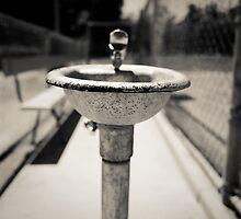 Stone Fountain by YoPedro