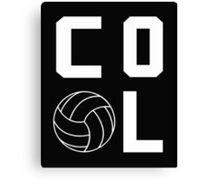 Volleyball Love Sports  Canvas Print
