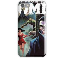 Vampires, Werewolves, Women, and Dinosaurs - Eerie Publications - Textless cover #4 iPhone Case/Skin
