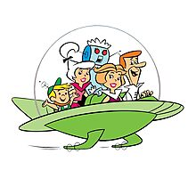 The Jetsons Photographic Print