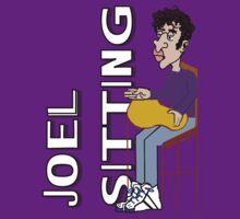 Joel Sitting by PharrisArt