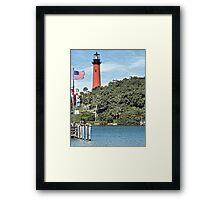 Harbor Pride Framed Print
