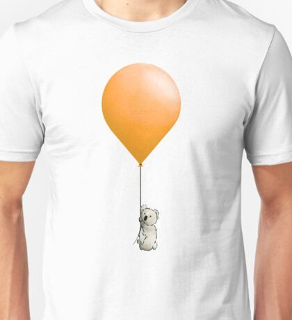 Orange Balloon  Unisex T-Shirt