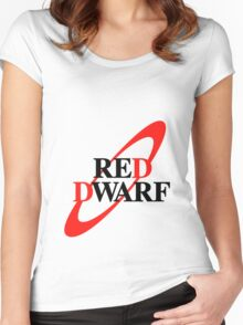 RD logo Women's Fitted Scoop T-Shirt