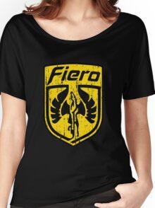 Pontiac Fiero 1 Women's Relaxed Fit T-Shirt