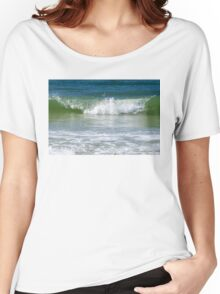 Waves of the gulf Women's Relaxed Fit T-Shirt