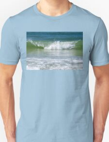 Waves of the gulf Unisex T-Shirt
