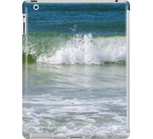 Waves of the gulf iPad Case/Skin
