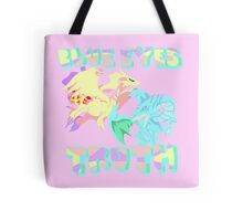 Blue Eye's Truth Tote Bag