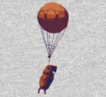 Flying Goat by Ednathum
