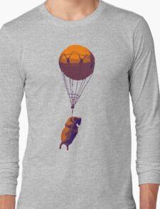 Flying Goat Long Sleeve T-Shirt