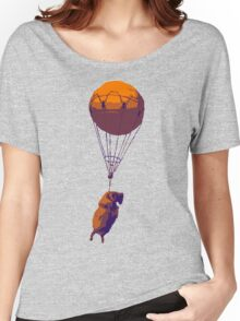 Flying Goat Women's Relaxed Fit T-Shirt