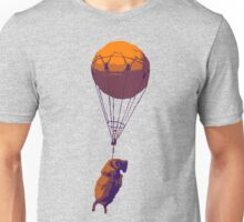 Flying Goat Unisex T-Shirt