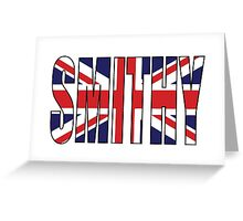 Smithy (UK) Greeting Card