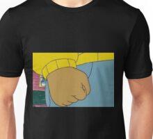 Arthur Fist Unisex T-Shirt