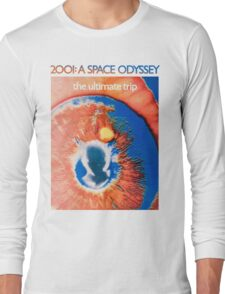 2001 A Space Odyssey Shirt! Long Sleeve T-Shirt
