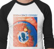 2001 A Space Odyssey Shirt! Men's Baseball ¾ T-Shirt