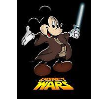 Disney Wars Photographic Print