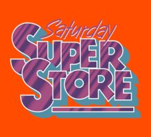 Saturday Superstore Kids Tee