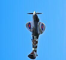 Spitfire MK1 by davidsteptowe