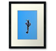 Spitfire MK1 Framed Print