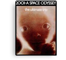 2001 A Space Odyssey Shirt! Canvas Print