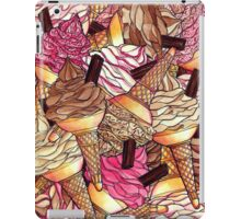Ice Cream with Flake iPad Case/Skin