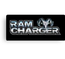 Ram Charger Canvas Print