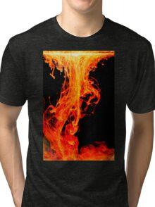 불타오르네 // Burning Up Tri-blend T-Shirt