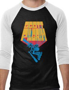 Scott pilgrim Men's Baseball ¾ T-Shirt
