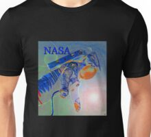 NASA in space Unisex T-Shirt