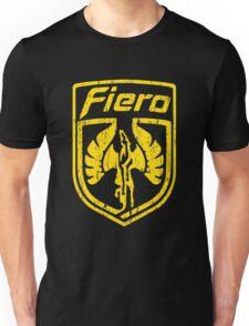 Pontiac Fiero 2 Unisex T-Shirt