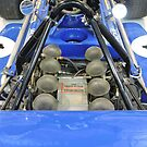 March Ford: Tyrell Formula One Racing Car by CreativeEm