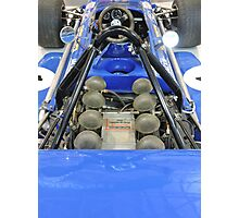 March Ford: Tyrell Formula One Racing Car Photographic Print