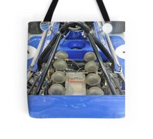 March Ford: Tyrell Formula One Racing Car Tote Bag