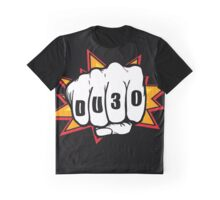 DU30 Pow Graphic T-Shirt