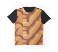 Maze and Red Graphic T-Shirt