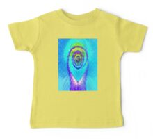 Hot As A Blue Flame Baby Tee