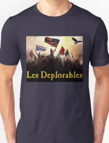 Les Deplorables Gifts For Donald Trump Supporters ! #donaldtrump #deplorables Unisex T-Shirt
