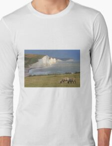The Seven Sisters- HDR Long Sleeve T-Shirt