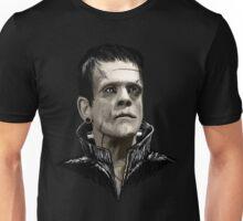 Badass Frankenstein V01 Unisex T-Shirt