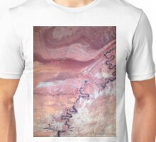 San Juan River and Chinle Creek Utah Satellite Image Unisex T-Shirt