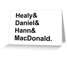 The 1975 Names Greeting Card
