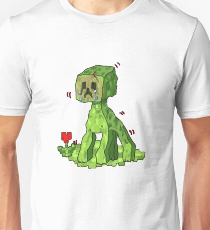 Leave Creepers Alone! Unisex T-Shirt