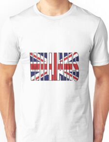 Williams (UK) Unisex T-Shirt