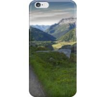 alpe devero iPhone Case/Skin