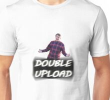 DOUBLE UPLOAD Unisex T-Shirt