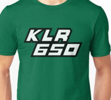 KLR 650 Unisex T-Shirt