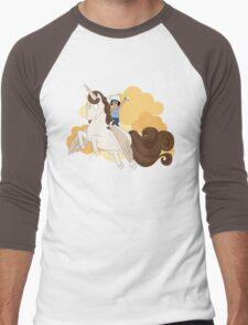 Espresso Tina Men's Baseball ¾ T-Shirt